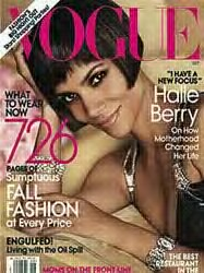 Vintage Bob Revisited w Halle Berry