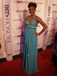 Markette of DC ON HEELS on the RED CARPET!