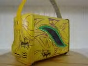 Spring into action w a Toaster Purse from Denz! Check out Toaster Purses and Graffiti !