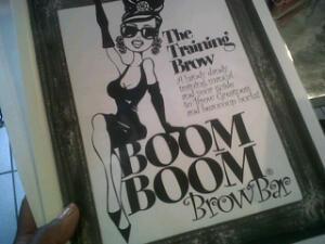 Boom Boom Brow Bar!